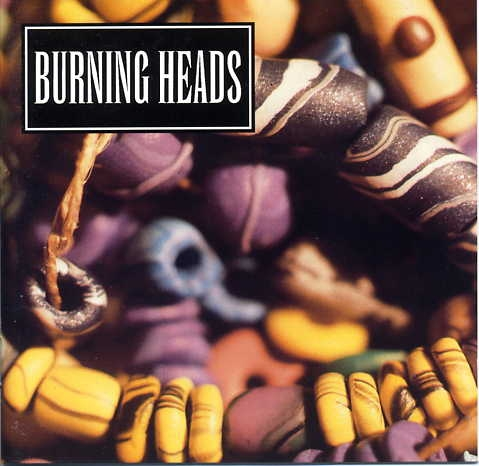 Burning Heads Dive Cover Art
