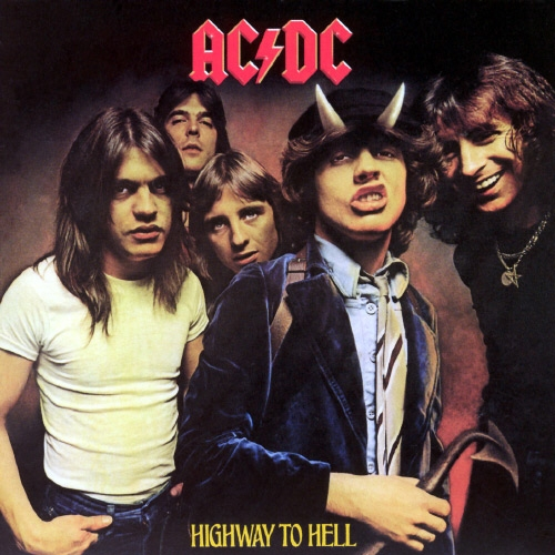 AC/DC Highway to Hell cover art