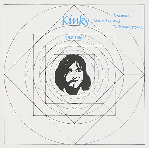 The Kinks Lola Versus Powerman and the Moneygoround, Part One cover art