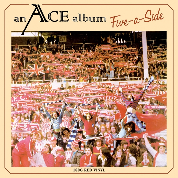 Ace Five‐a‐Side cover art