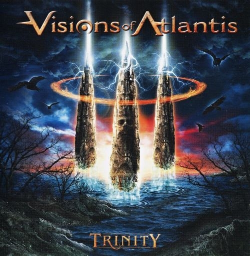 Visions of Atlantis Trinity cover art