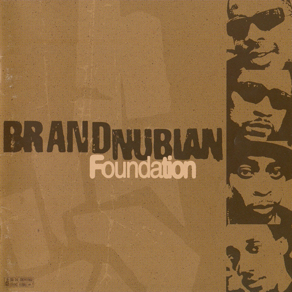 Brand Nubian Foundation cover art