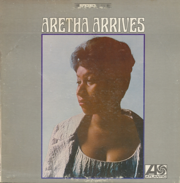 Aretha Franklin Aretha Arrives cover art