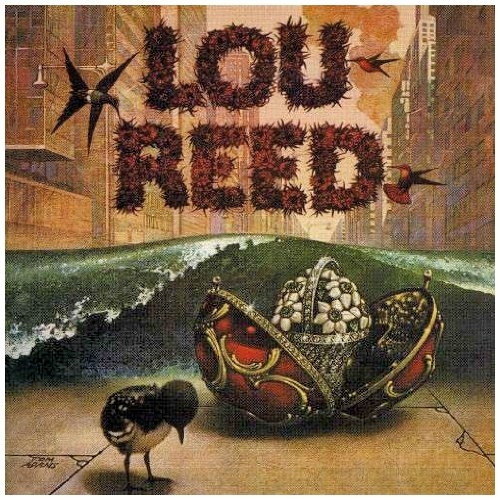 Lou Reed Lou Reed cover art