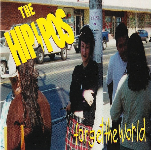 The Hippos Forget the World cover art