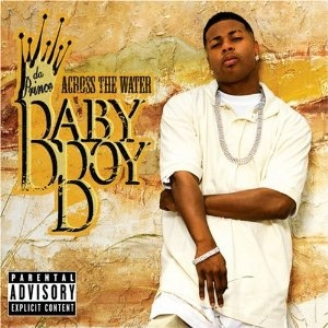 Baby Boy Da Prince Across the Water cover art