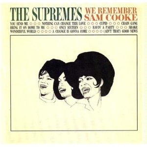 The Supremes We Remember Sam Cooke cover art