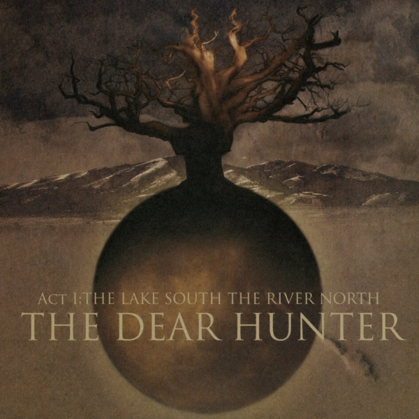 The Dear Hunter Act I: The Lake South, The River North cover art