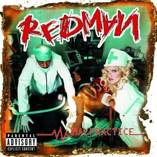 Redman Malpractice Cover Art