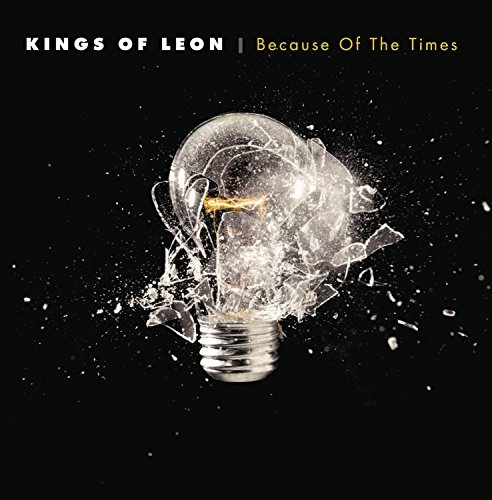 Kings of Leon Because of the Times cover art