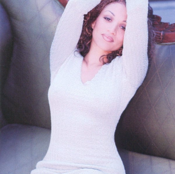 Chanté Moore This Moment Is Mine cover art