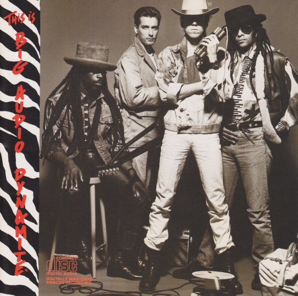 Big Audio Dynamite This Is Big Audio Dynamite cover art