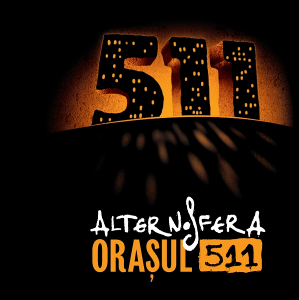 Alternosfera Orașul 511 cover art