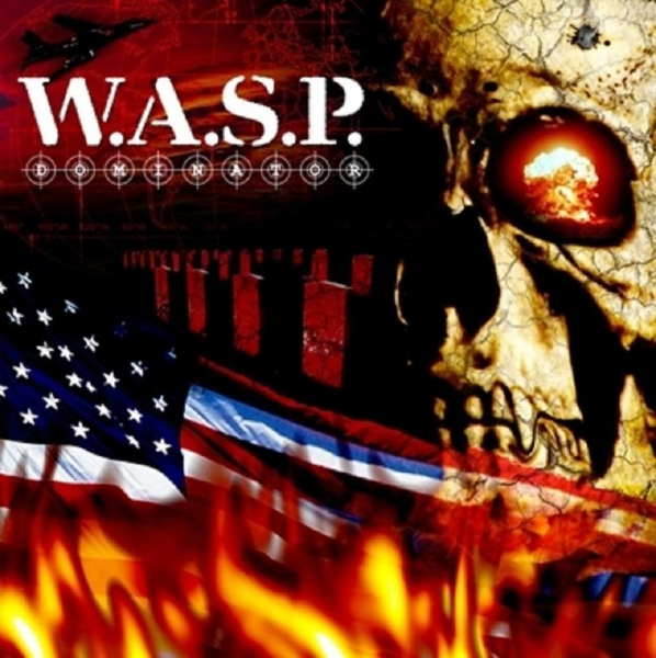 W.A.S.P. Dominator Cover Art