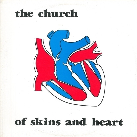The Church Of Skins and Heart cover art