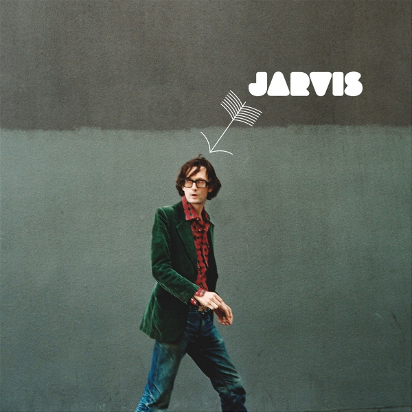 Jarvis Cocker The Jarvis Cocker Record cover art