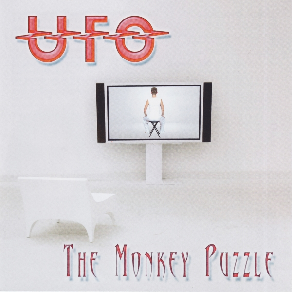 UFO The Monkey Puzzle cover art