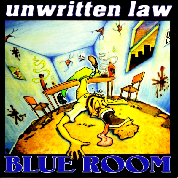 Unwritten Law Blue Room cover art