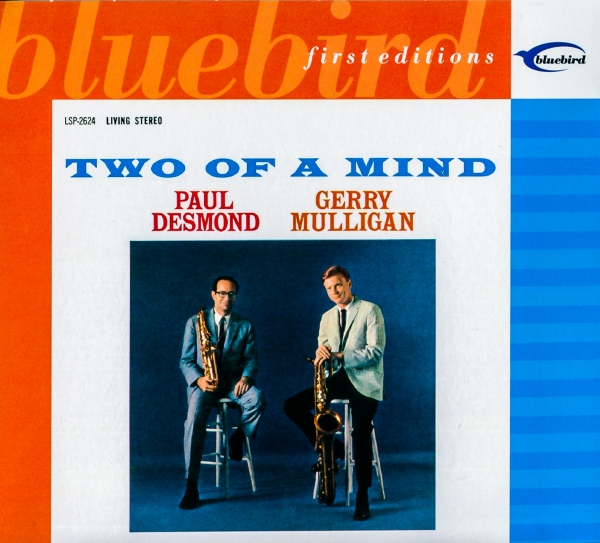 Paul Desmond Two of a Mind cover art