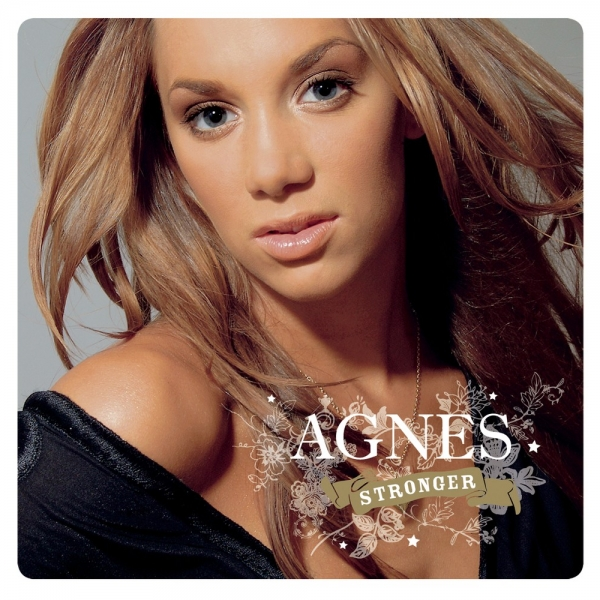 Agnes Stronger cover art