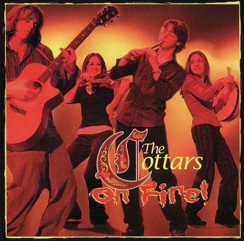The Cottars On Fire! Cover Art
