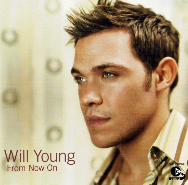 Will Young From Now On Cover Art