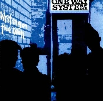 One Way System Writing on the Wall cover art