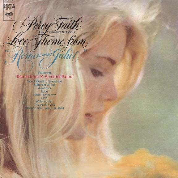 Percy Faith Orchestra Love Theme from \