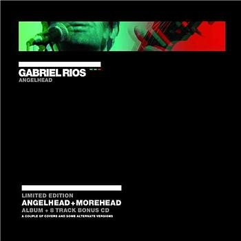 Gabriel Rios Angelhead cover art