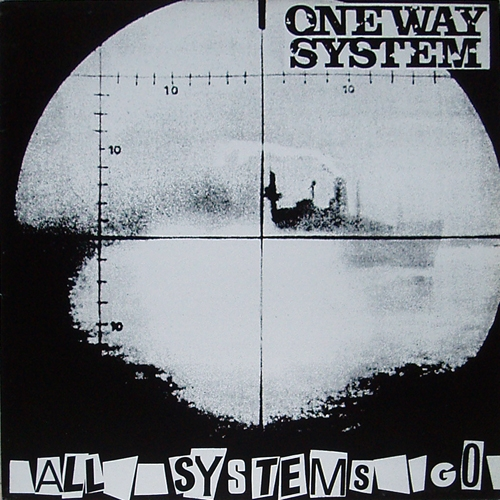 One Way System All Systems Go Cover Art