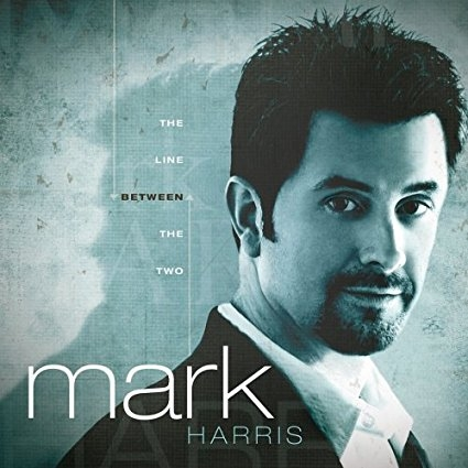 Mark Harris The Line Between the Two cover art