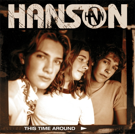 Hanson This Time Around cover art