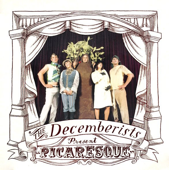 The Decemberists Picaresque cover art