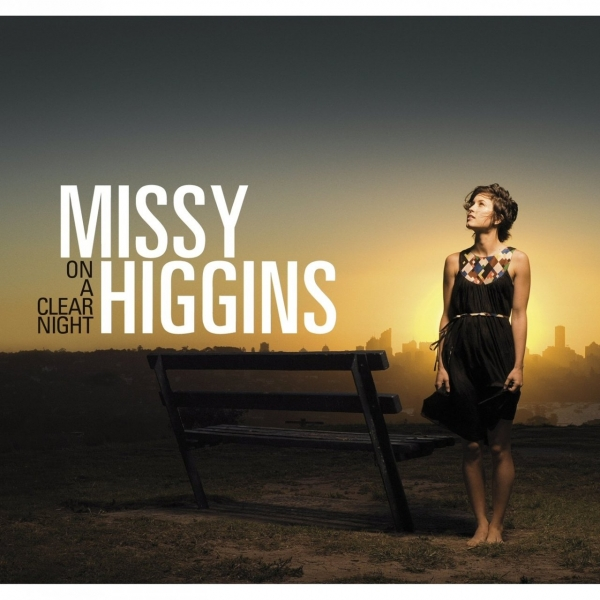 Missy Higgins On a Clear Night cover art