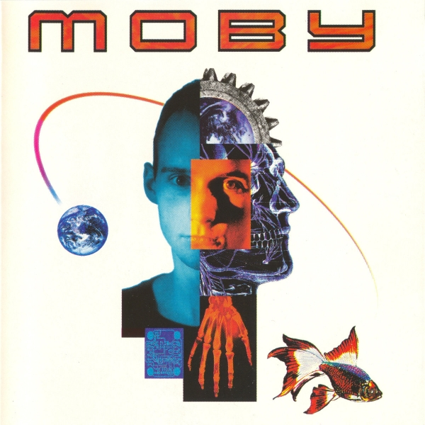 Moby Moby cover art