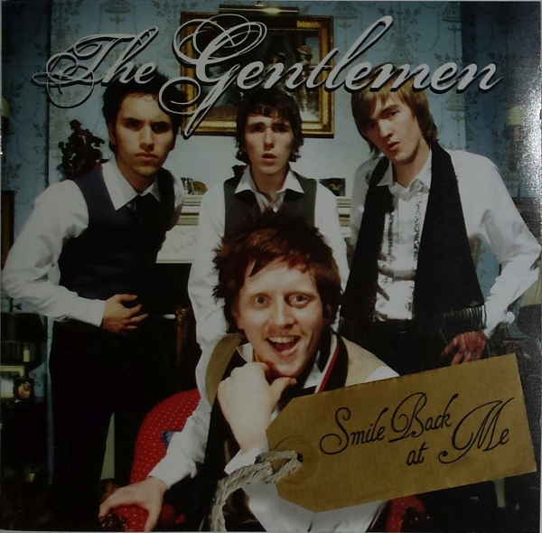 The Gentlemen Smile Back at Me cover art