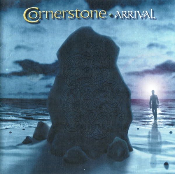Cornerstone Arrival cover art