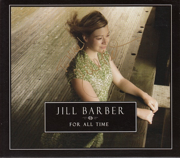 Jill Barber For All Time cover art