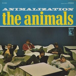 The Animals Animalization cover art