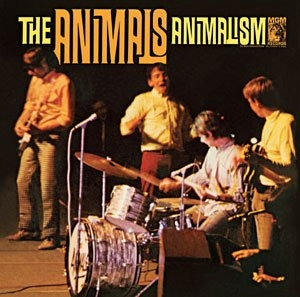 The Animals Animalism Cover Art