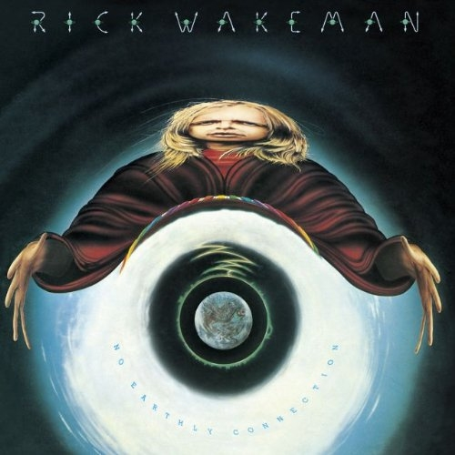 Rick Wakeman No Earthly Connection cover art