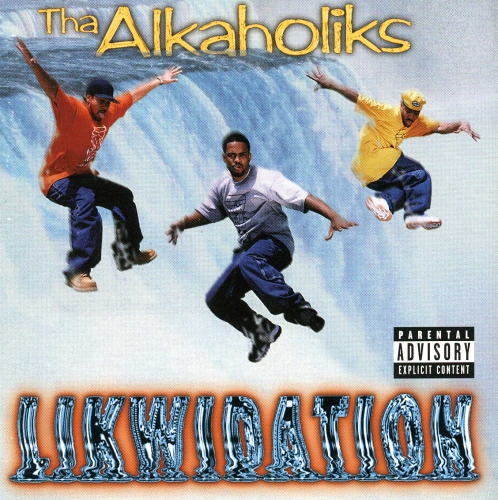 Tha Alkaholiks Likwidation cover art