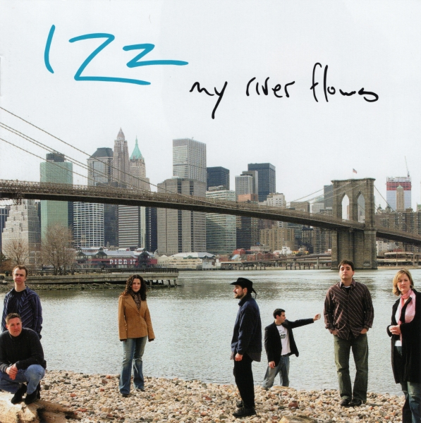 IZZ My River Flows Cover Art