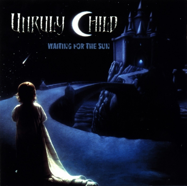 Unruly Child Waiting for the Sun cover art