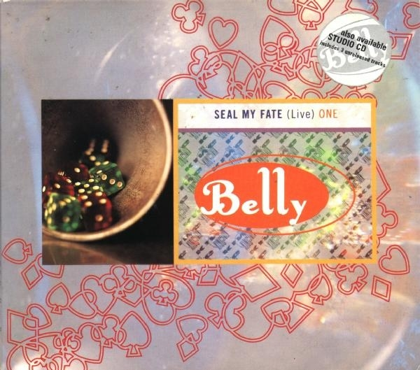 Belly Seal My Fate cover art