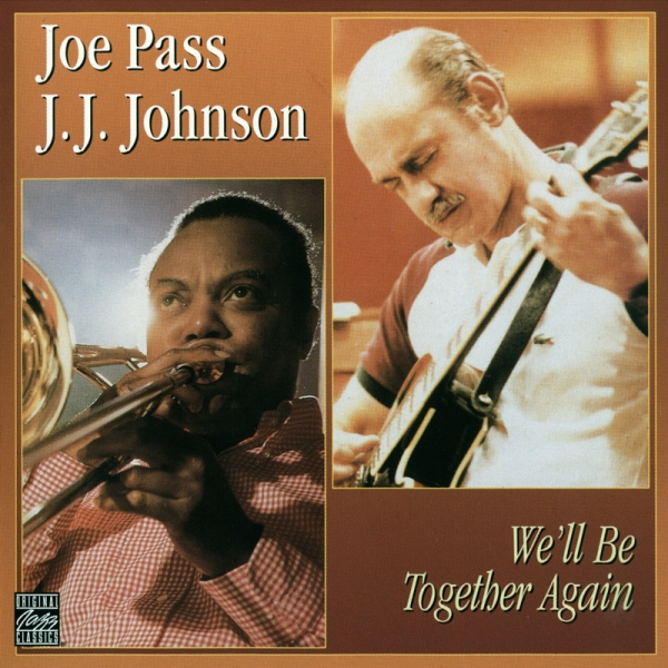 J.J. Johnson We'll Be Together Again cover art