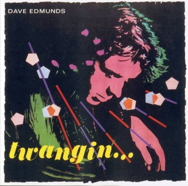 Dave Edmunds Twangin… Cover Art
