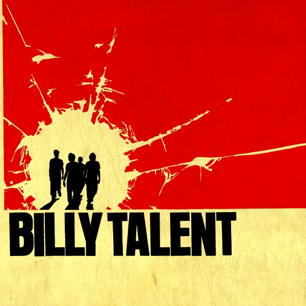 Billy Talent Billy Talent cover art