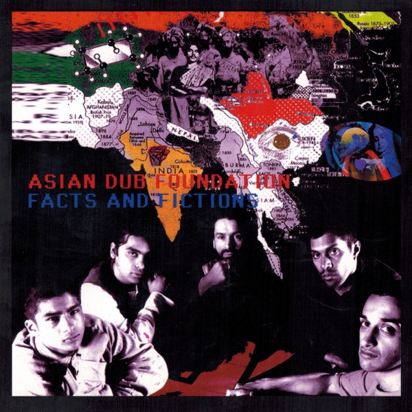 Asian Dub Foundation Facts and Fictions cover art