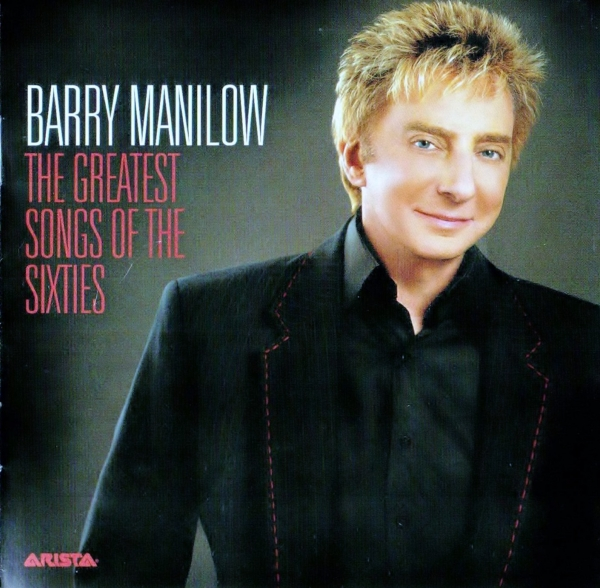 Barry Manilow The Greatest Songs of the Sixties Cover Art